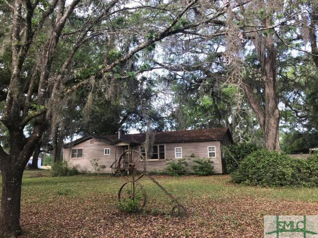 3445 Stafford Dairy Road SE, Ludowici, GA 31316 (MLS #188885) :: Coastal Savannah Homes
