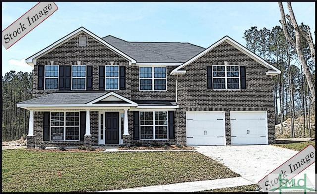 204 Telfair Crossing, Hinesville, GA 31313 (MLS #188927) :: Coastal Savannah Homes