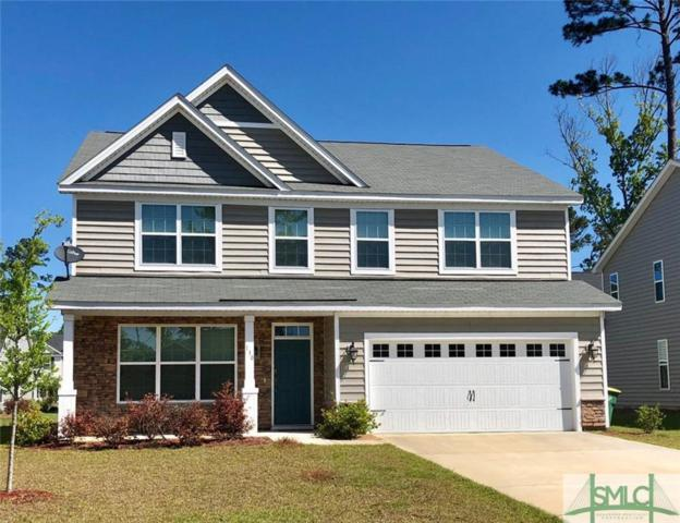 130 Sail Maker Lane, Richmond Hill, GA 31324 (MLS #188945) :: Coastal Savannah Homes