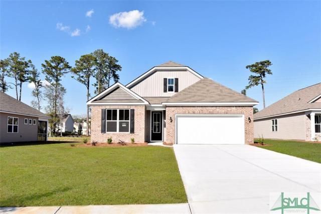 15 Baraco Drive, Savannah, GA 31419 (MLS #188951) :: The Arlow Real Estate Group