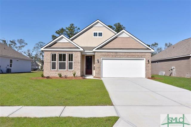 21 Baraco Drive, Savannah, GA 31419 (MLS #188953) :: The Arlow Real Estate Group