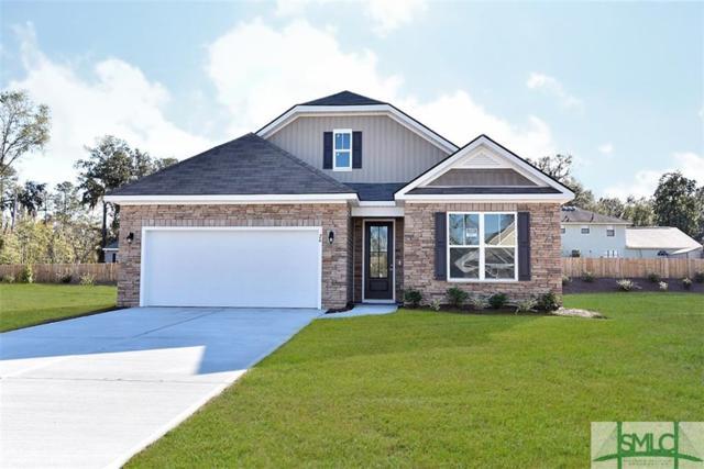 24 Baraco Drive, Savannah, GA 31419 (MLS #188955) :: The Arlow Real Estate Group