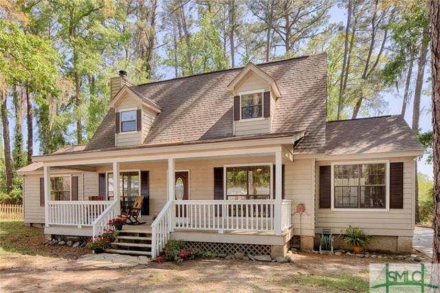 1271 Beckman Avenue, Savannah, GA 31406 (MLS #188977) :: Karyn Thomas
