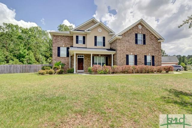 700 Bristol Way, Richmond Hill, GA 31324 (MLS #188982) :: Coastal Savannah Homes