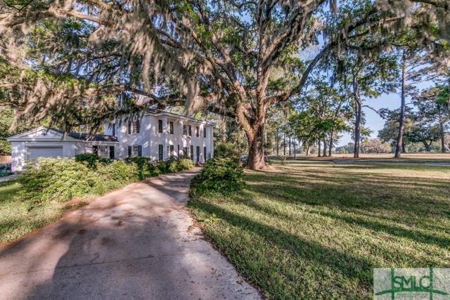 1302 Bacon Park Drive, Savannah, GA 31406 (MLS #188992) :: The Arlow Real Estate Group
