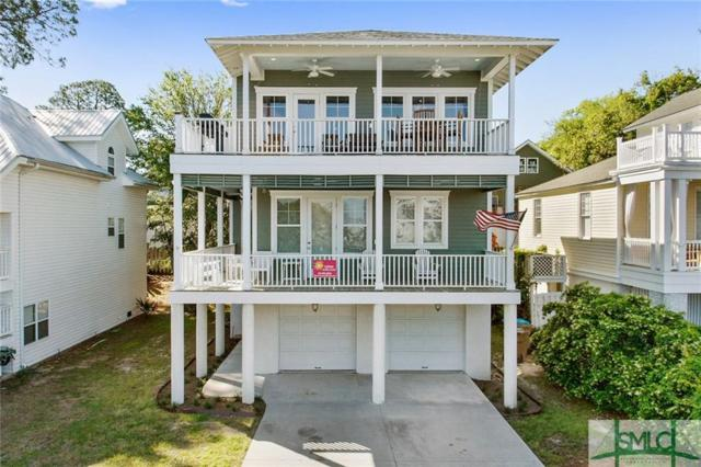 1214 Bay Street, Tybee Island, GA 31328 (MLS #189018) :: Coastal Savannah Homes