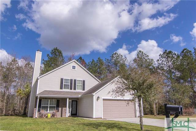 538 Wheatfield Court, Pooler, GA 31322 (MLS #189037) :: The Arlow Real Estate Group