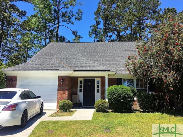 9 Redding Court, Savannah, GA 31419 (MLS #189038) :: Coastal Savannah Homes