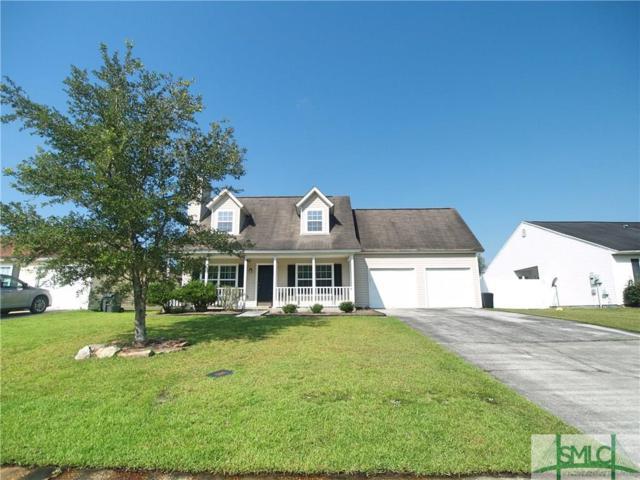 130 Bluelake Boulevard, Pooler, GA 31322 (MLS #189043) :: Coastal Savannah Homes