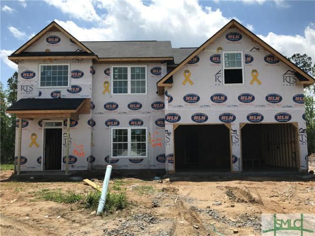 652 Red Oak Lane, Hinesville, GA 31313 (MLS #189057) :: Karyn Thomas
