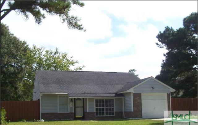 665 Piercefield Drive, Richmond Hill, GA 31324 (MLS #189063) :: The Arlow Real Estate Group