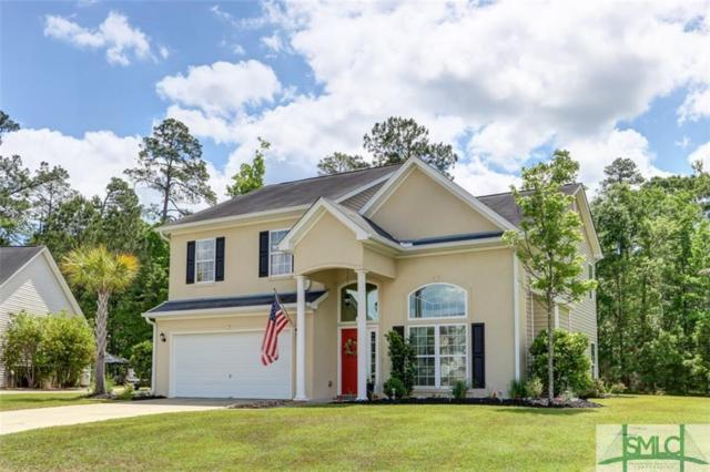 368 Stonebridge Circle, Savannah, GA 31419 (MLS #189078) :: Coastal Savannah Homes