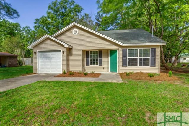 135 Moore Avenue, Pooler, GA 31322 (MLS #189086) :: The Arlow Real Estate Group