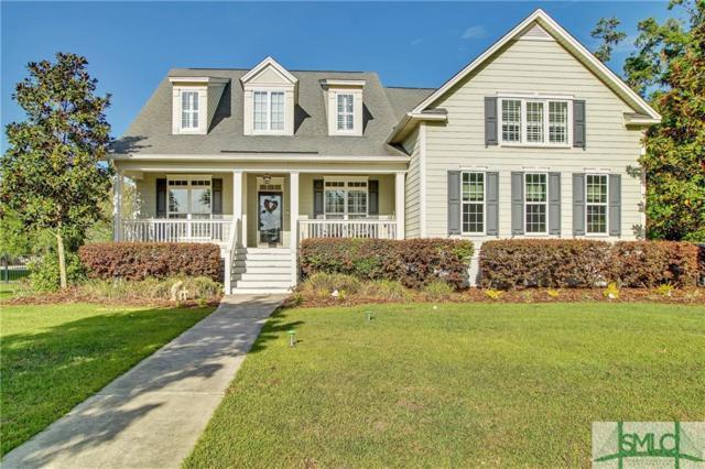 40 Lee Hall Drive, Savannah, GA 31419 (MLS #189097) :: The Arlow Real Estate Group