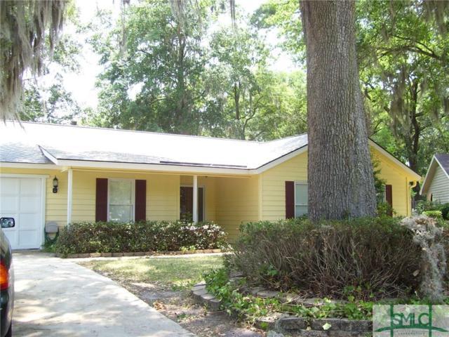 111 S Nicholson Circle, Savannah, GA 31419 (MLS #189098) :: Coastal Savannah Homes