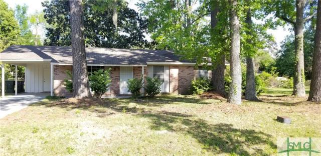 5616 Betty Drive, Savannah, GA 31406 (MLS #189101) :: Coastal Savannah Homes