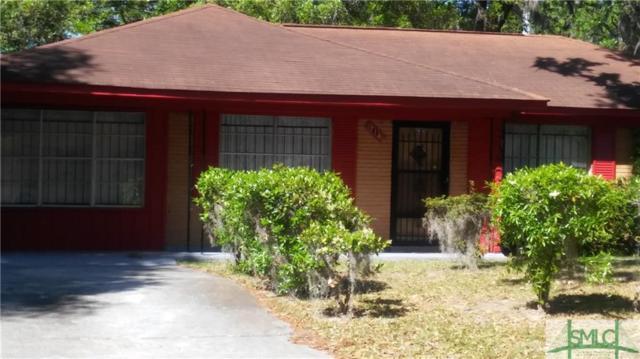 714 Tatem Street, Savannah, GA 31405 (MLS #189107) :: The Robin Boaen Group