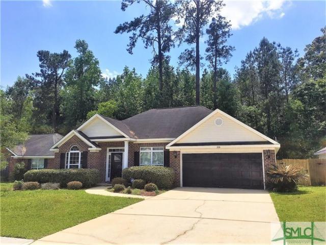 216 Fontenot Drive, Savannah, GA 31405 (MLS #189114) :: Coastal Savannah Homes