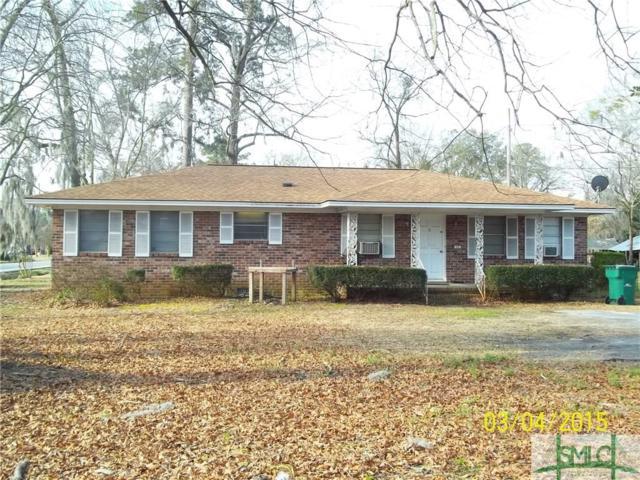17 Varnedoe Avenue, Savannah, GA 31408 (MLS #189135) :: The Arlow Real Estate Group