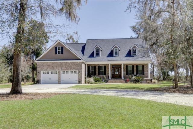 282 Fig Tree Road Road, Midway, GA 31320 (MLS #189188) :: Coastal Savannah Homes