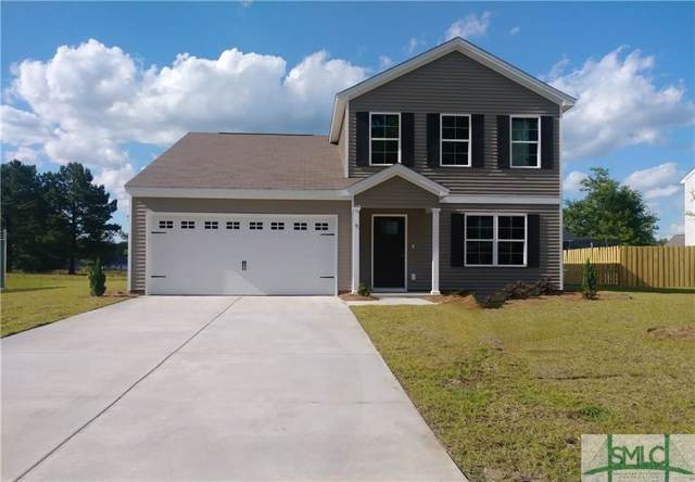 9 Easy Street, Guyton, GA 31312 (MLS #189236) :: Karyn Thomas