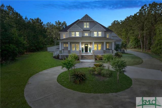 19 Shore Road, Savannah, GA 31419 (MLS #189237) :: The Randy Bocook Real Estate Team