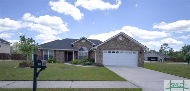 600 Kendall Court, Hinesville, GA 31313 (MLS #189242) :: Coastal Savannah Homes