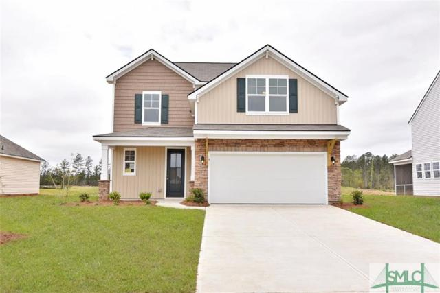 9 Dispatch Road, Pooler, GA 31322 (MLS #189251) :: The Arlow Real Estate Group