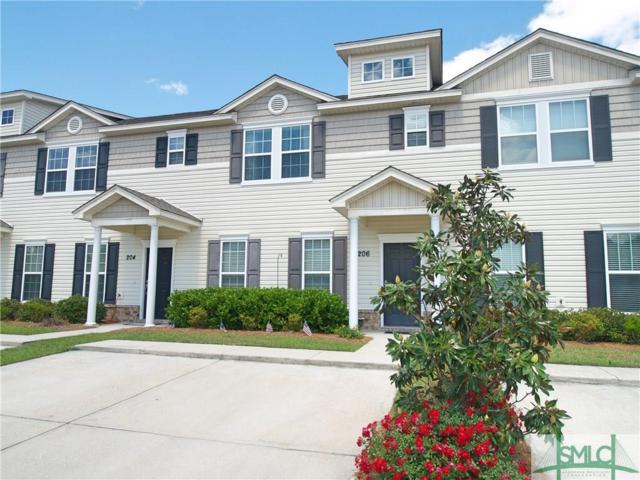 206 Opus Court, Pooler, GA 31322 (MLS #189266) :: Coastal Savannah Homes