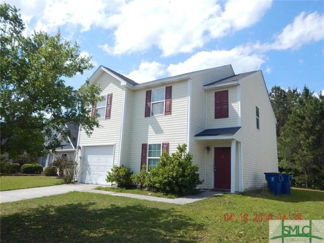 17 Gimbal Circle, Port Wentworth, GA 31407 (MLS #189286) :: Coastal Savannah Homes