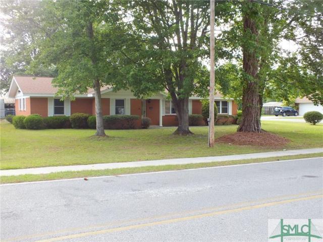 402 Mccall Road, Springfield, GA 31329 (MLS #189295) :: Coastal Savannah Homes