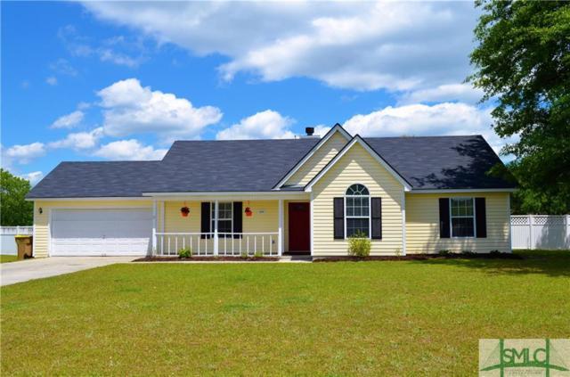 406 White Bluff Lane, Guyton, GA 31312 (MLS #189298) :: Coastal Savannah Homes