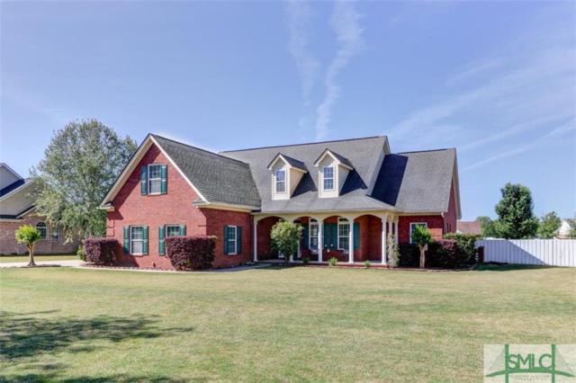 307 Flat Bush Drive, Guyton, GA 31312 (MLS #189308) :: Coastal Savannah Homes