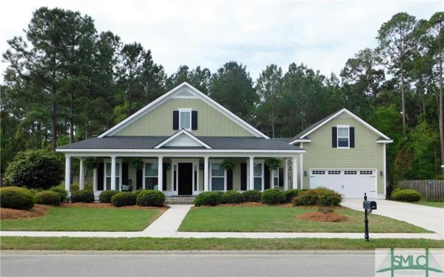 303 Windsor Road, Guyton, GA 31312 (MLS #189325) :: Coastal Savannah Homes