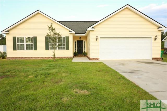5 Summer Place Drive, Guyton, GA 31312 (MLS #189333) :: Coastal Savannah Homes