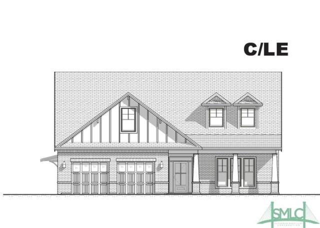 634 Wyndham Way, Pooler, GA 31322 (MLS #189346) :: Coastal Savannah Homes