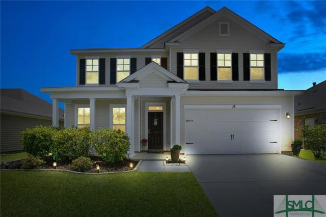 15 Tranquil Place, Pooler, GA 31322 (MLS #189348) :: McIntosh Realty Team
