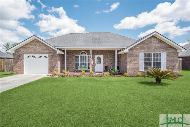 28 Caraway Court, Midway, GA 31320 (MLS #189360) :: The Robin Boaen Group