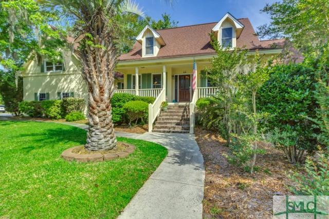 110 N Sheftall Circle, Savannah, GA 31410 (MLS #189391) :: Karyn Thomas