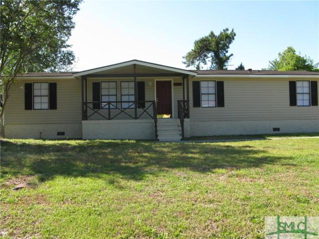 105 Zipperer Drive, Savannah, GA 31419 (MLS #189400) :: Coastal Savannah Homes