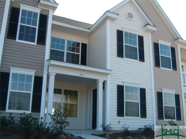 331 Hitching Post Lane, Pooler, GA 31322 (MLS #189402) :: Coastal Savannah Homes