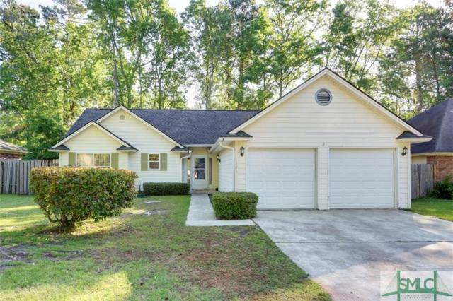 125 Red Fox Drive, Savannah, GA 31419 (MLS #189418) :: Coastal Savannah Homes