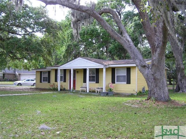 821 Walthour Road, Savannah, GA 31410 (MLS #189469) :: Coastal Savannah Homes