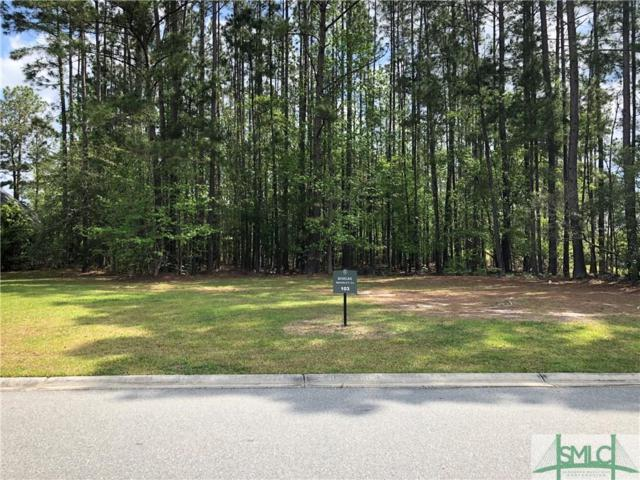 116 Post House Trail, Pooler, GA 31322 (MLS #189470) :: Coastal Savannah Homes