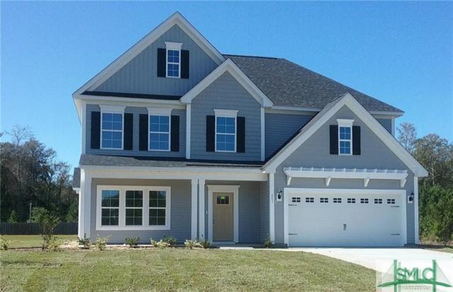 603 Majestic Drive, Guyton, GA 31312 (MLS #189471) :: Coastal Savannah Homes