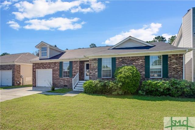 128 Cambridge Drive, Savannah, GA 31419 (MLS #189472) :: Coastal Savannah Homes