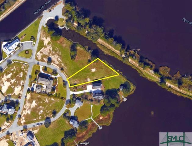223 Captains Walk, Richmond Hill, GA 31324 (MLS #189597) :: Coastal Savannah Homes