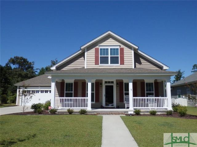 3 Watercrest Way, Savannah, GA 31419 (MLS #189619) :: Coastal Savannah Homes