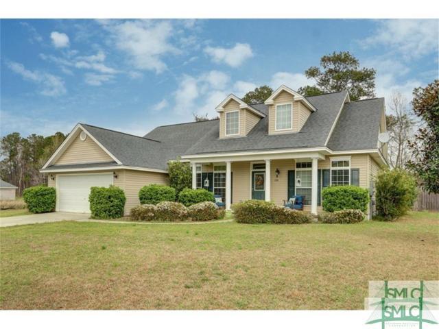 230 Veranda Avenue, Guyton, GA 31312 (MLS #189627) :: Coastal Savannah Homes