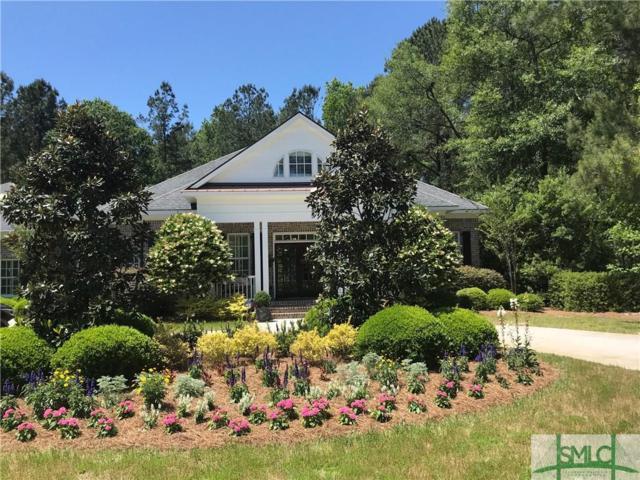 313 Spanton Crescent, Pooler, GA 31322 (MLS #189647) :: Coastal Savannah Homes